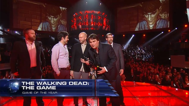 The Walking Dead VGA 2012