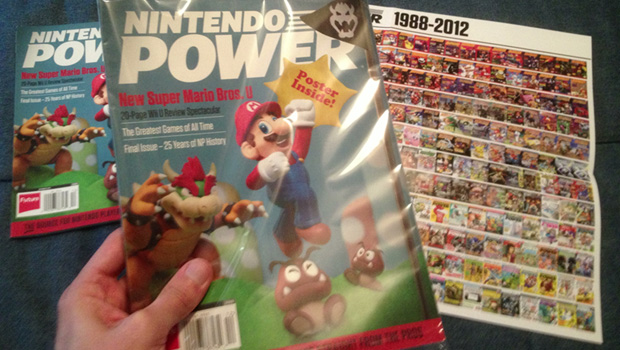 Bye bye, Nintendo Power photo