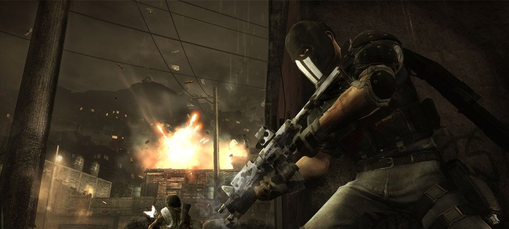 Preview: Army of Two: The Devil's Cartel photo