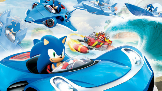 Contest: Win Sonic & All-Stars Racing Transformed! photo