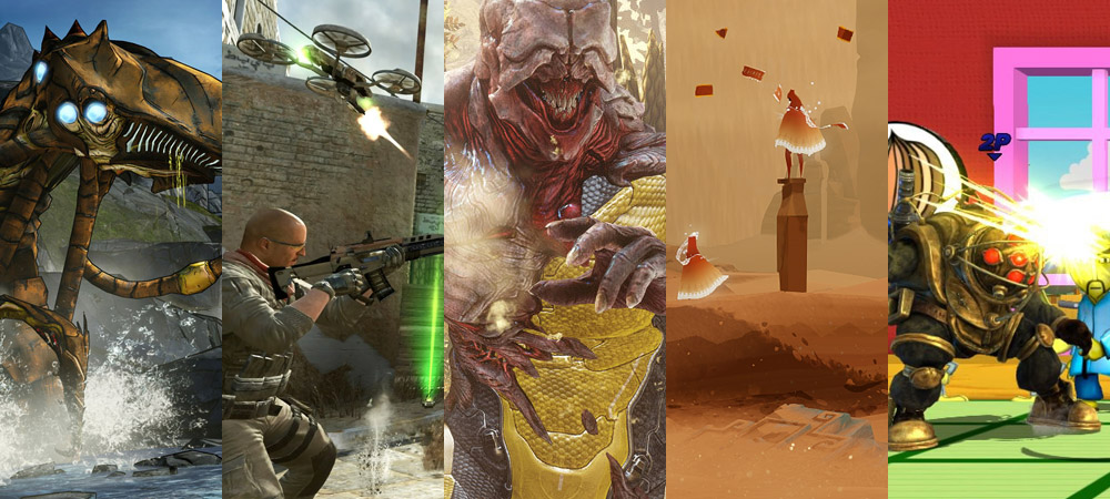 The nominees for Destructoid's best multiplayer of 2012 photo