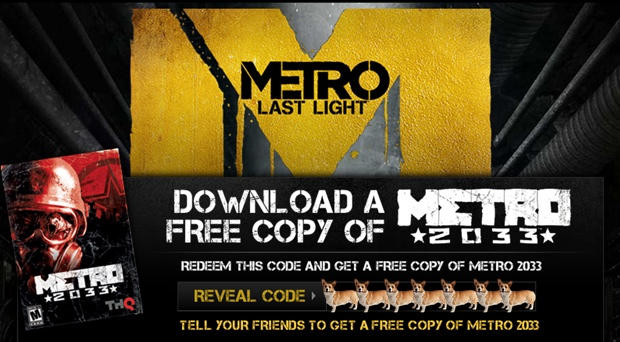 Get Metro 2033 Free photo