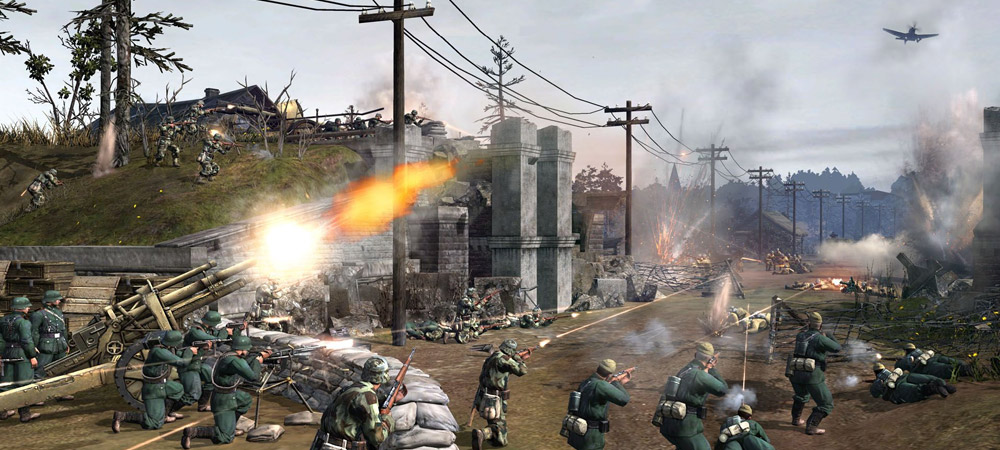 Preview: Company of Heroes 2 multiplayer photo