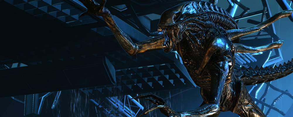 Hands-on with Aliens: Colonial Marines photo