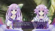 Hyperdimension Neptunia Victory hits PS3 March 2013 photo
