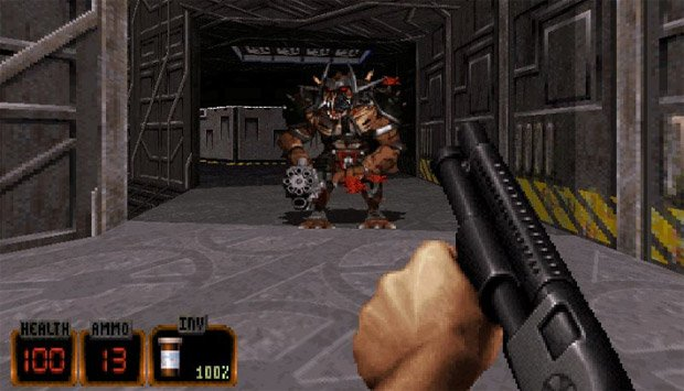 Grab a free copy of Duke Nukem 3D from GOG.com photo