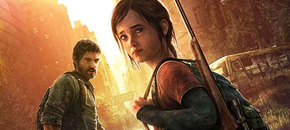The Last of Us box art photo