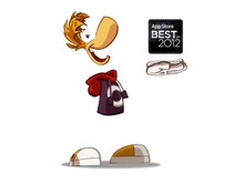 Rayman Jungle Run is App Store's 2012 Game of the Year photo