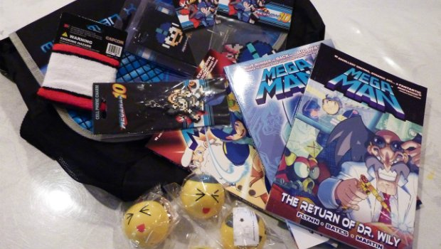 Contest: Win some awesome Mega Man swag! photo