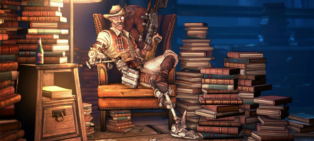Preview: Borderlands 2: Sir Hammerlock's Big Game Hunt photo