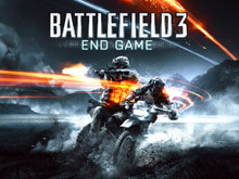 Battlefield 3: End Game has dirt bikes, capture the flag photo
