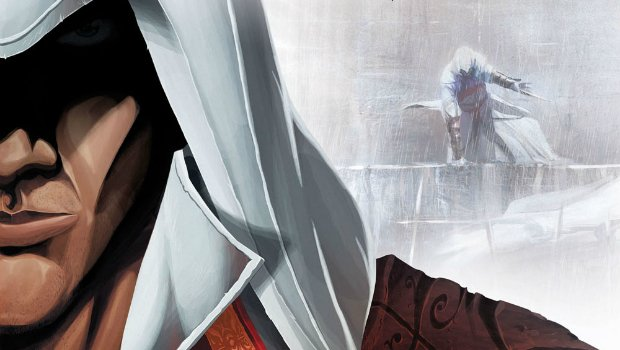 Contest: Win the Assassin's Creed graphic novel trilogy! photo