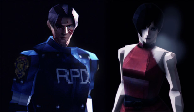 These Resident Evil 6 Throwback Costumes Rock