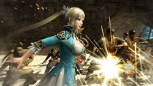 New Dynasty Warriors 8 trailer and Jin screens photo