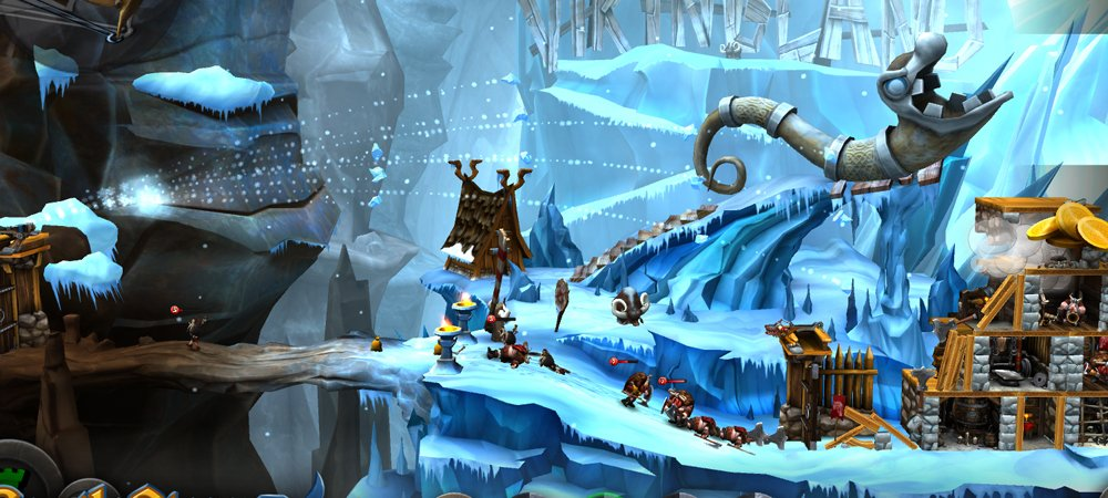 CastleStorm crosses tower defense with Angry Birds photo