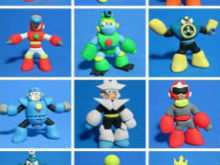 Mega Man Clay photo
