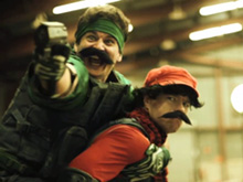 Mario Warfare photo