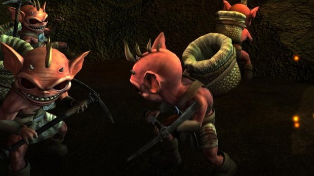 War for the Overworld brings back Dungeon Keeper gameplay screenshot