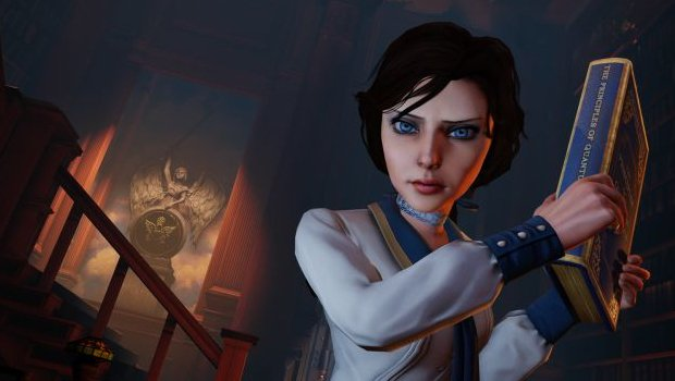 Get these BioShock Infinite screens up your ass-gullet! photo