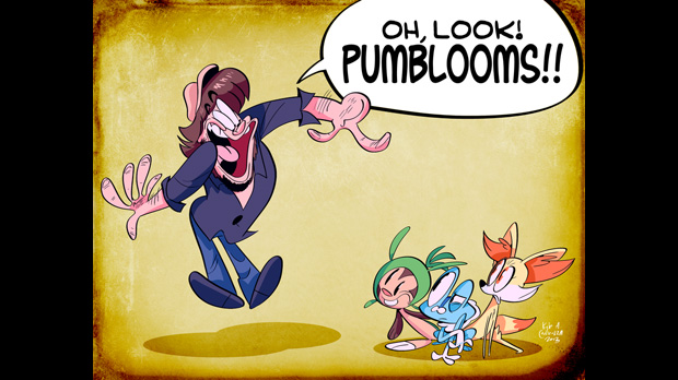 The Daily Hotness: Pumblooms!! photo