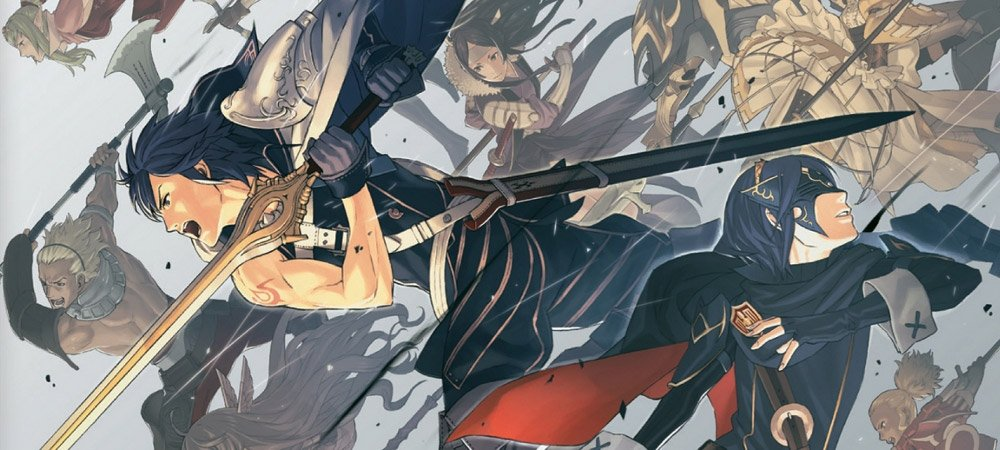 Preview: Fire Emblem: Awakening looks banging photo