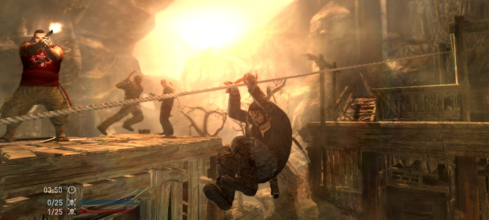 Tomb Raider multiplayer photo