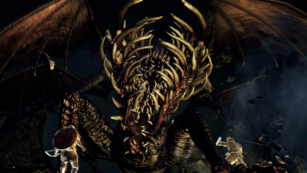 Five Dark Souls bosses that made me want to punch a baby photo