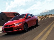 Meanwhile, Forza Horizon debuts 2013 Honda Civic photo
