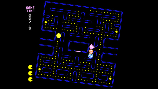 Confused? It's not 'Pac-Man,' it's 'Not Pacman' photo