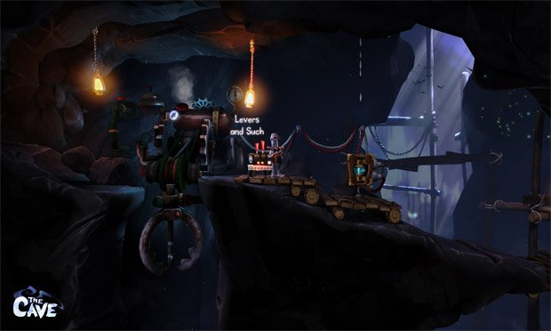 The Cave datedDouble Fine's latest adventure The Cave drops next week photo
