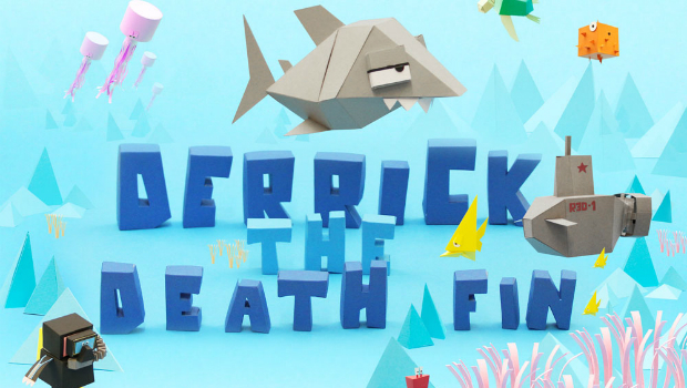 Contest: Win Derrick the Deathfin on PlayStation Network! photo
