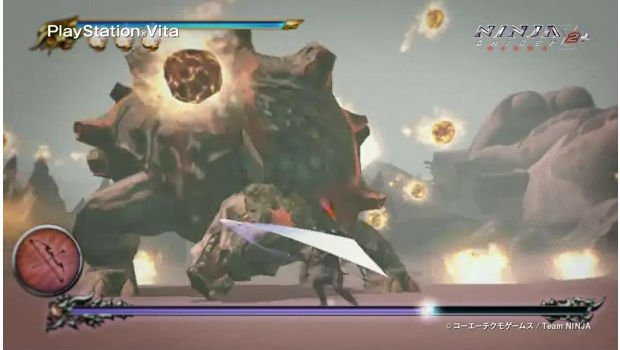 Ninja Gaiden Sigma 2 Plus Gets A Fancy Gameplay Trailer