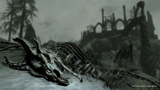 Skryim PS3 DLCMissing Skyrim DLC heading to PlayStation 3 in February photo