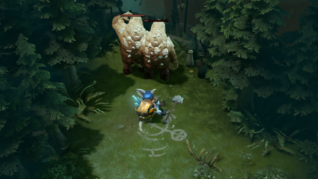 Dota 2 adds a 'Least Played Mode' game type