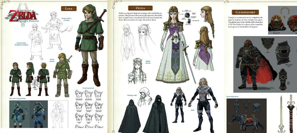 Review: The Legend of Zelda: Hyrule Historia photo