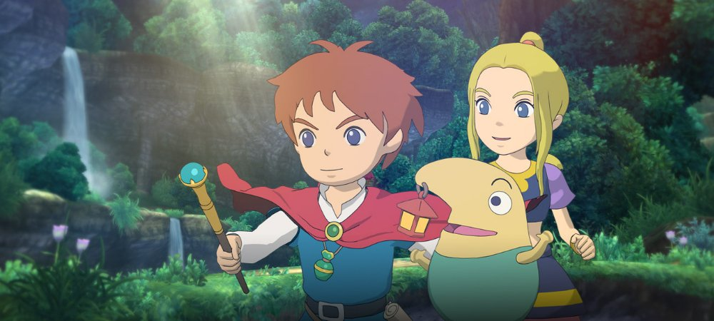 Review: Ni no Kuni: Wrath of the White Witch photo