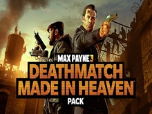 Max Payne 3's 'Deathmatch Made in Heaven' out tomorrow  photo