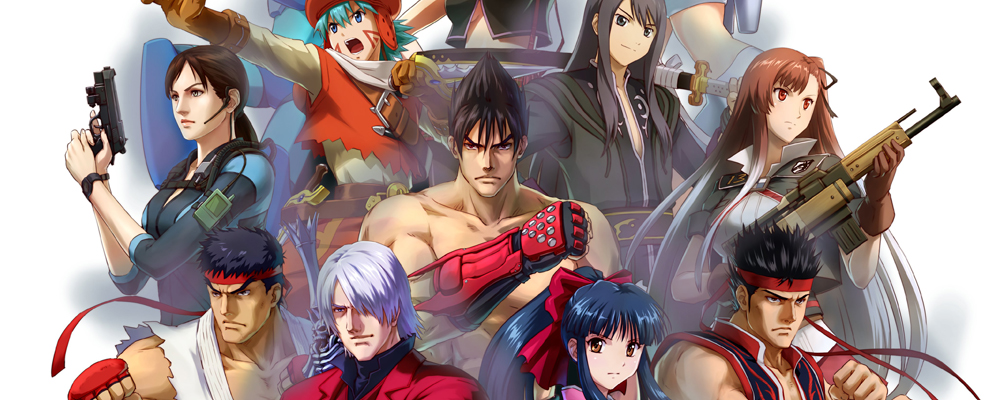 Preview: Project X Zone is boob jiggling fan service  photo
