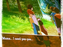 Ni no Kuni pee-pee photo