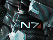 N7 armor in Dead Space 3 photo