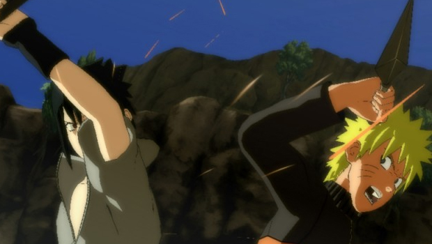 Here's a new trailer for Naruto Shippuden UNS 3 screenshot