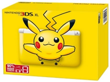 Pikachu 3DS XL photo