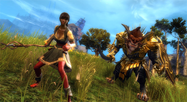 Flame and Frost: PreludeGuild Wars 2 gets 'Flame and Frost: Prelude' this month photo