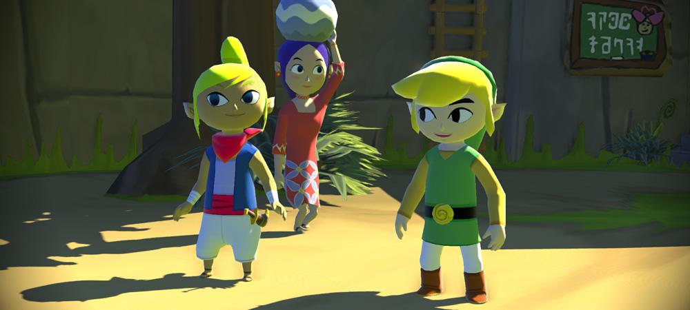 Wii U remakes photo