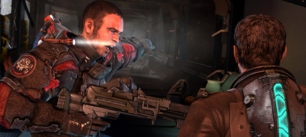 Dead Space 3 has microtransactions because mobile gamers photo