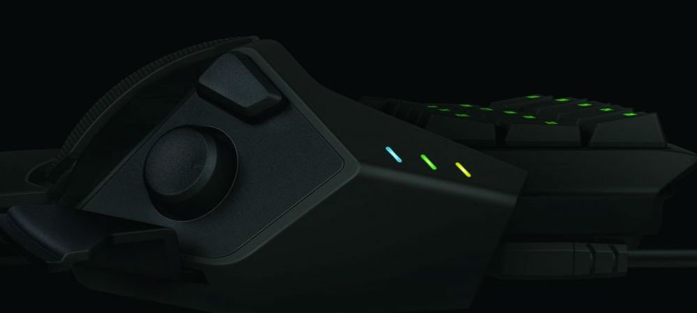 Review: Razer Orbweaver Gaming Keypad photo