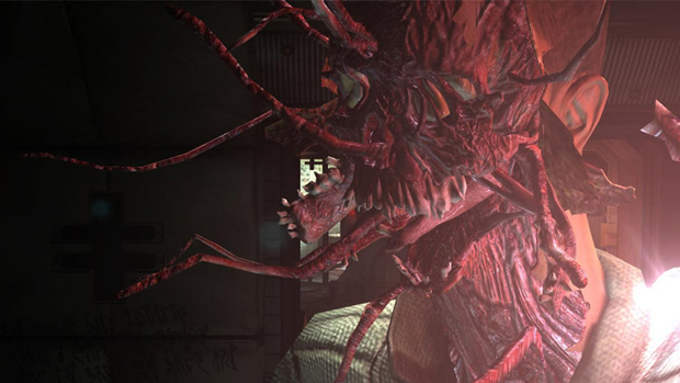 Dead Space 3 PC lacks visual options for consistency screenshot