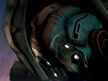 ME3 DLC tease? photo