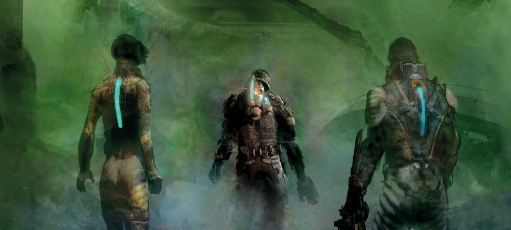 Dead Space Art Interview photo