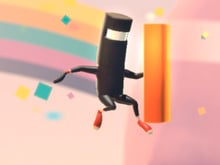 Runner2: Still very much the Bit.Trip you know and love photo